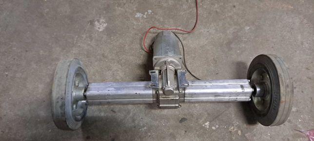 Skrzynia biegów z silnikiem elektrycznym serii AOMPDIF