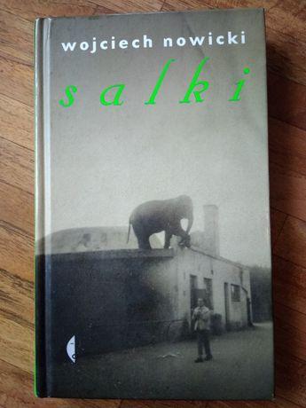 """Wojciech Nowicki """"Salki"""""""