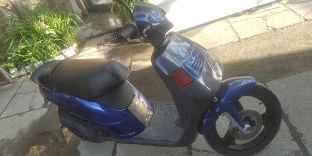 продам скутер на ходу зручний в управлінні!!!
