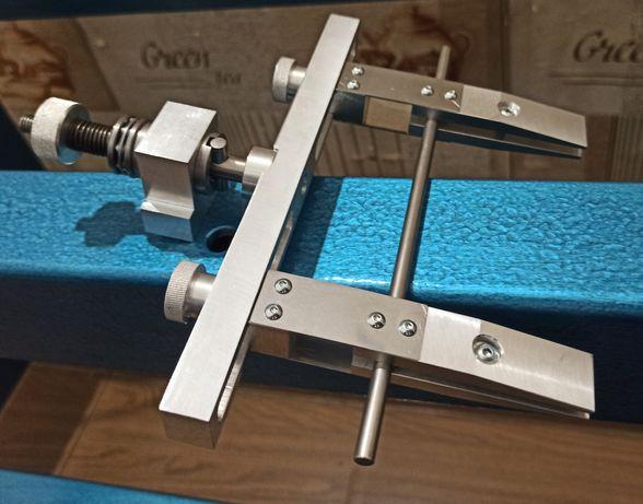 Точилка для ножей поворотный механизм губки планка точилка ножей