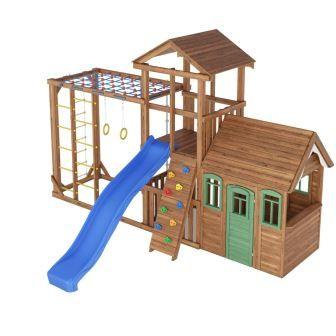 Детская спортивная площадка Лидер 19 от производителя
