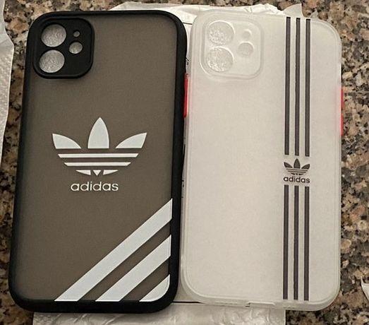 Capas iPhone 11 e iPhone 12 - Adidas