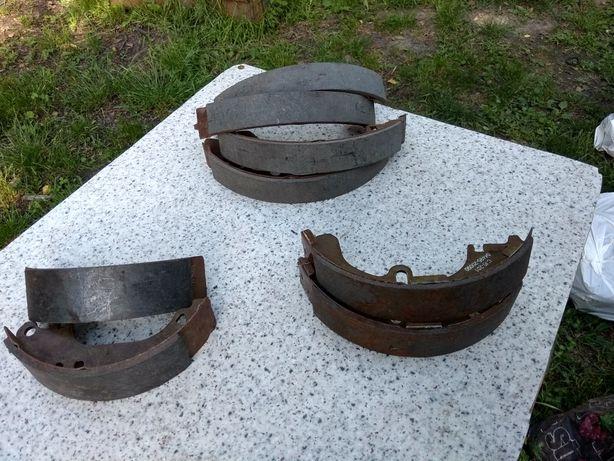 Продам тормозные колодки,шаровые опоры наконечники на рулевые тяги