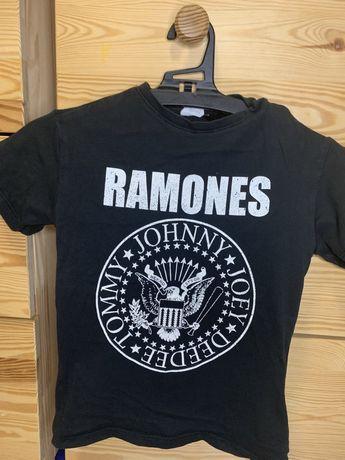 T-shirt Ramones H&M rozm 104