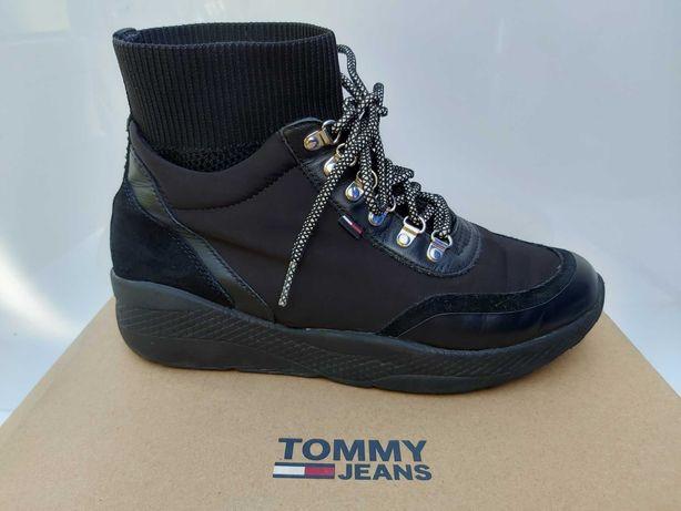 Buty botki sneakersy tommy JEANS hilfiger 39
