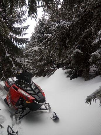 skuter śnieżny polaris 800 assault górski 154