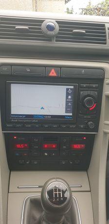 Oryginalne Radio Audi A4 B7