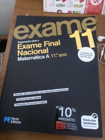 Exame 11 matematica