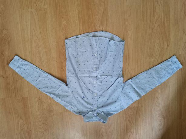 Школьная рубашка  р 140 Испания