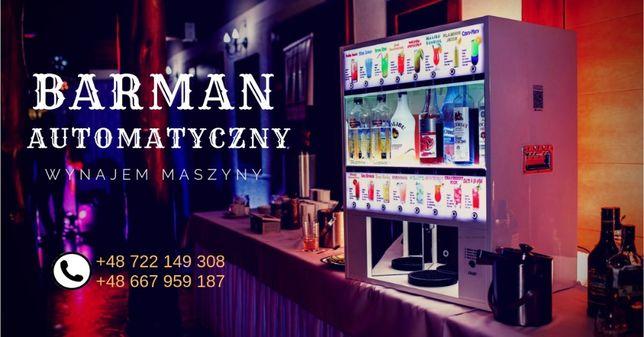 Barman Automatyczny/ drink bar Konin, Koło, Kalisz, Turek, Słupca