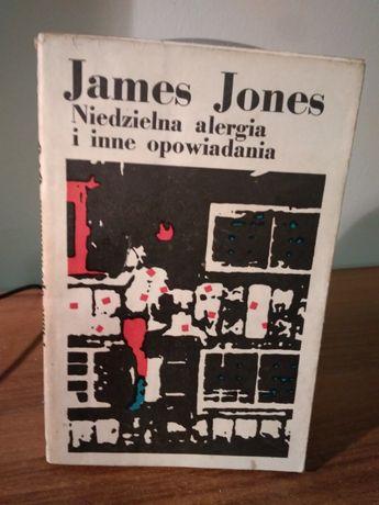 Niedzielna alergia i inne opowiadania J. Jones