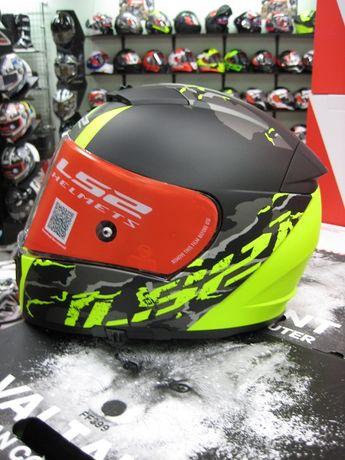 Мотошлем LS2 FF390 BREAKER (шлем с очками и pinlock): ls2.com.ua
