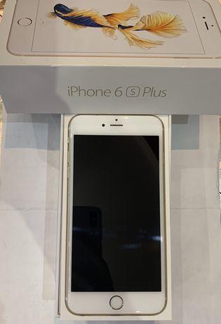 Продам IPhone 6s plus 64 GB Gold
