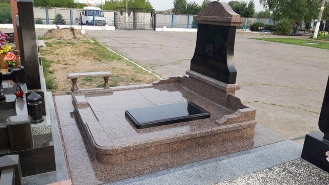 Памятники, Пам'ятники, намогильні споруди і VIP комплекси з граніту