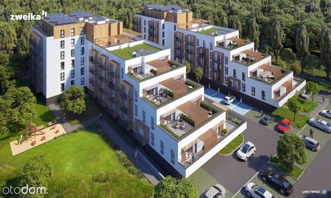 Nowe mieszkania Chorzów -A44- Osiedle Zweika