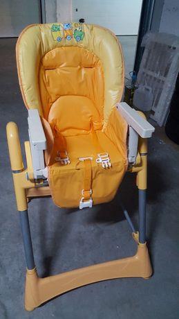 Cadeira de alimentação criança