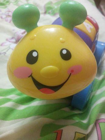 Дитяча музична іграшка Fisher Price