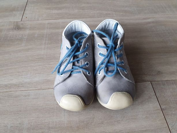 Buty trzewiki Emel Roczki 21 szare jak nowe