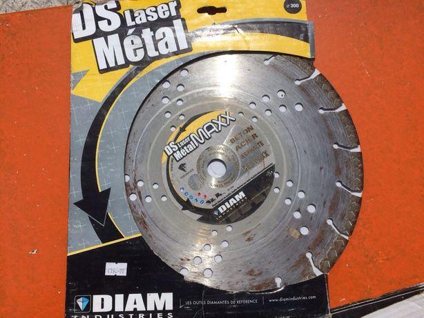 Discos diamantes 300