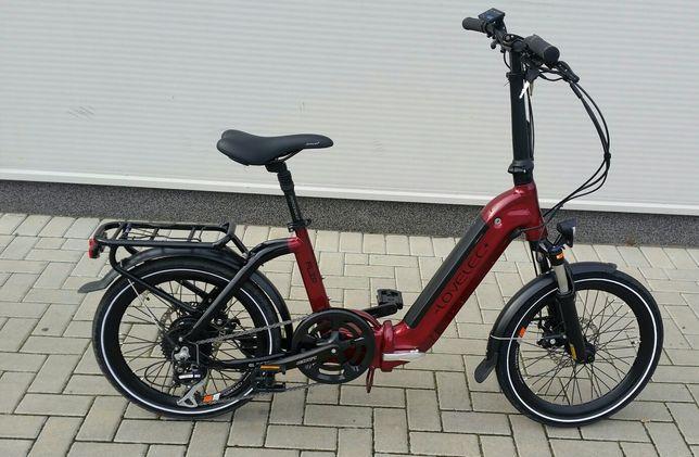 Rower elektryczny Lovelec Flip składak bat.13Ah 250W Acera 47-0127