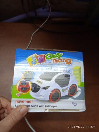 Машинка музична дитяча.