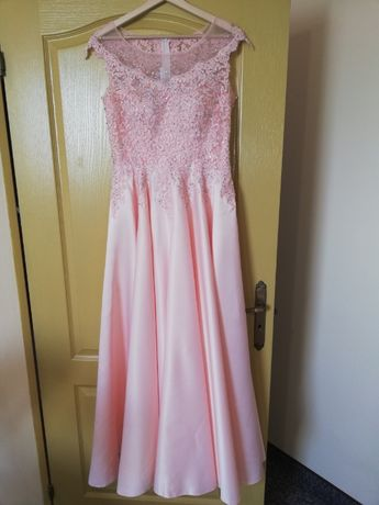 Sukienka na poprawiny dla panny młodej rozm.38