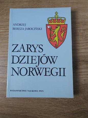Zarys dziejów Norwegii, Andrzej Bereza-Jarociński, PWN