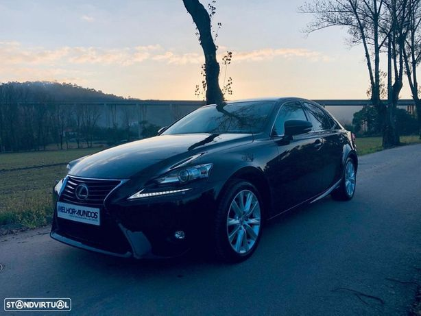 Lexus IS 300H F Sport