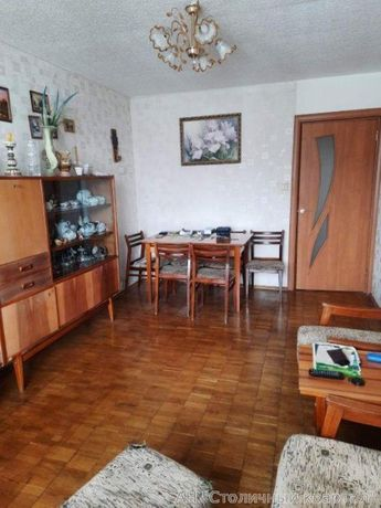 Продается 3-комнатная квартира, пр-т Героев Сталинграда,13-А