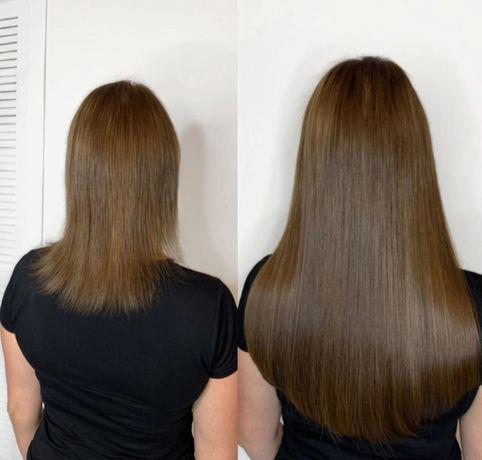 Наращивание волос, Наращивание ресниц,