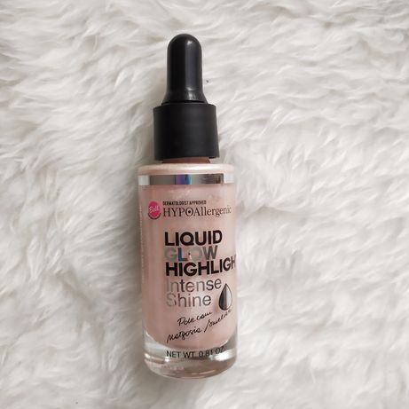 Хайлайтер жидкий - Bell Liquid Glow Hypo Allerganic