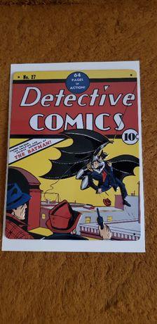 Detective Comics Nr 27- Metal Art Print - The Batman - Loot Crate DX