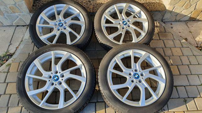 BMW i3S Колеса Зимние в зборе•Шины Диски Bridgestone 155/70/R19