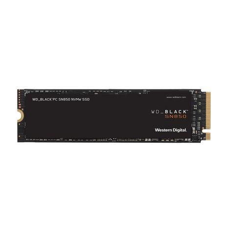 WD Black SN850 NVMe 2TB WDS200T1X0E   SSD   ССД