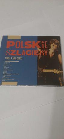 Polskie szlagiery mniej niz zero CD