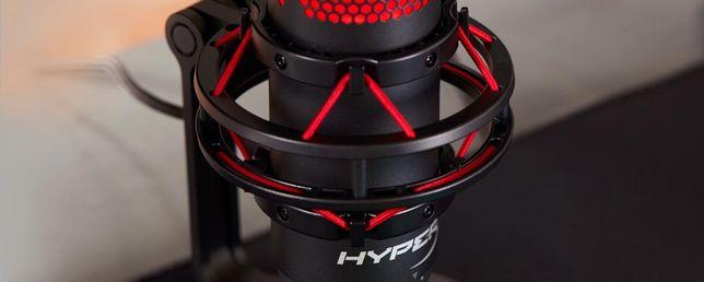 Микрофон HyperX QuadCast (Black) HX-MICQC-BK