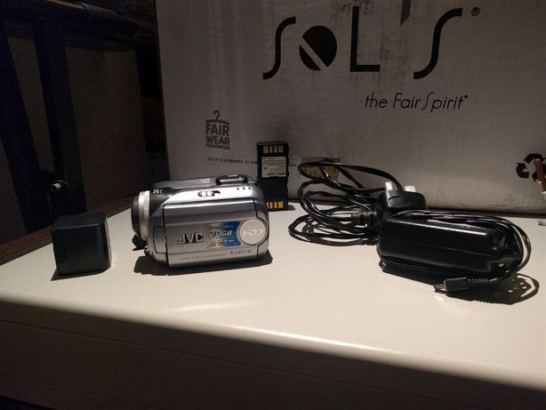 Camera JVC Everio 20GB