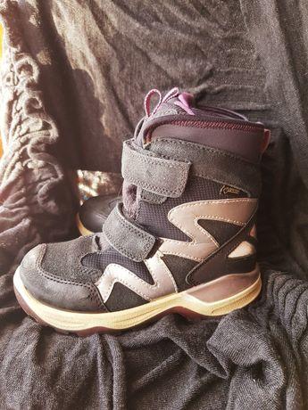 Сапоги термо сноубутсы Ecco, экко, ботинки.