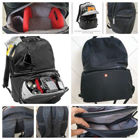 Продам шикарный рюкзак MANFROTTO