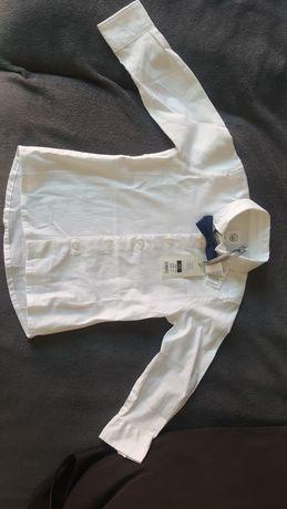 Nowa koszula biala 92 Smyk