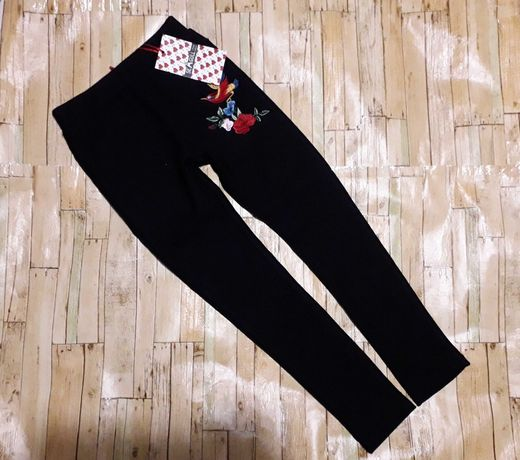 Штаны брюки для девочки р122-128 Венгрия новые