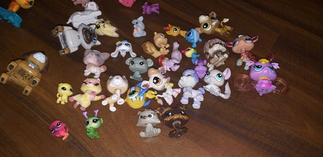 Duza kolekcja pet shop # unikatowe figurki