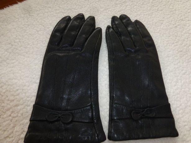 Кожаные перчатки от Lidl Германия.