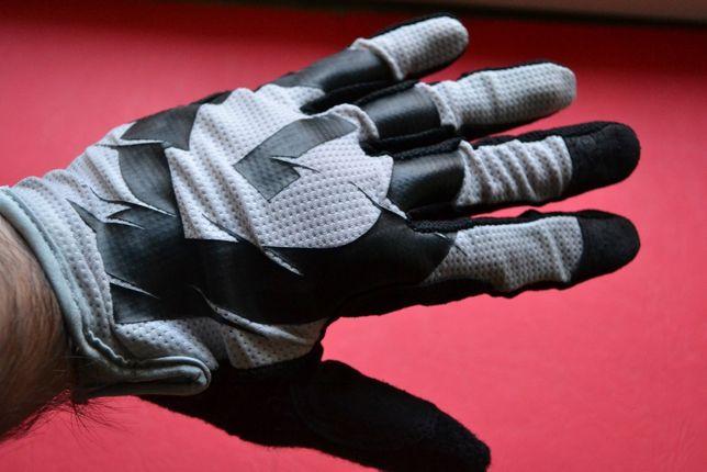 Rękawiczki rękawice rowerowe, motocyklowe 661 Raji, rozm S
