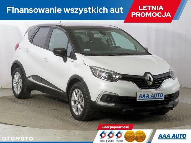 Renault Captur 1.3 TCe, Salon Polska, Serwis ASO, Automat, Navi, Klimatronic,