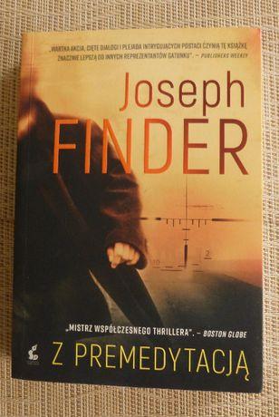 """Joseph Finder-""""Z premedytacją"""""""