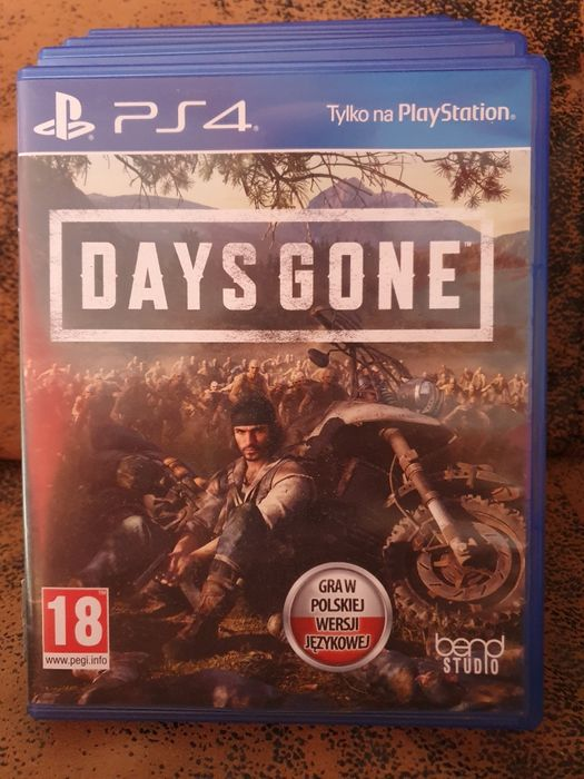 Days gone ps4 PlayStation Raciechowice - image 1