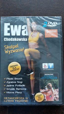 Chodakowska Skalpel Wyzwanie 2 dvd