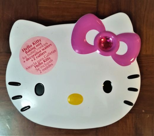 Hello Kitty - Caixa metal