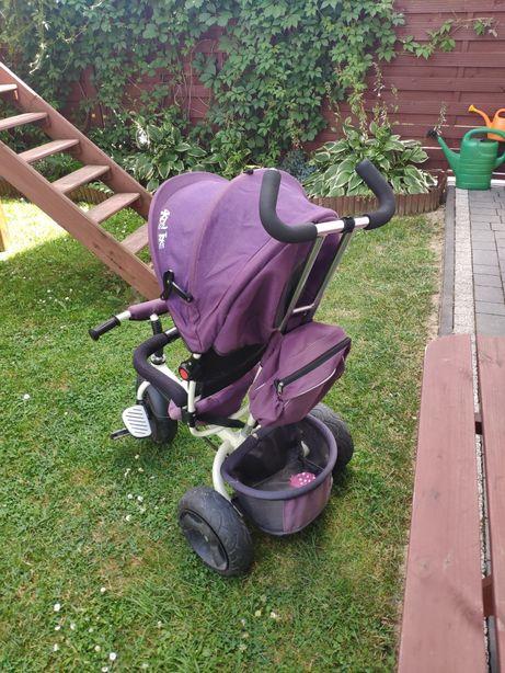 Rowerek wózek dla dziecka